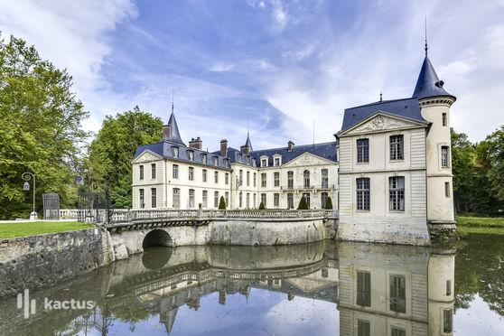 Salle séminaire  - Château d'Ermenonville