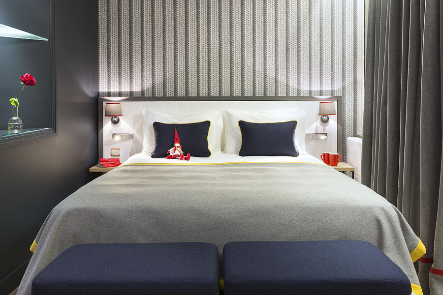 Araucaria Hôtel & Spa Chambre Standard