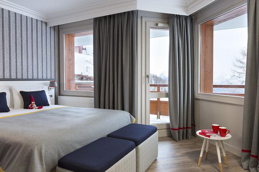 Araucaria Hôtel & Spa Chambre Supérieure