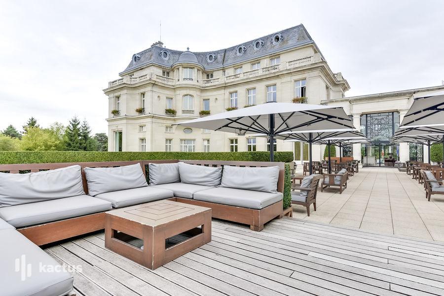 Tiara Château Hôtel Mont Royal ***** Terrasse
