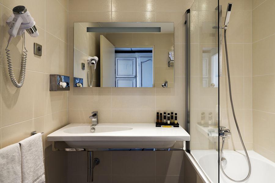 Aquabella Hôtel & Spa **** Salle de bain