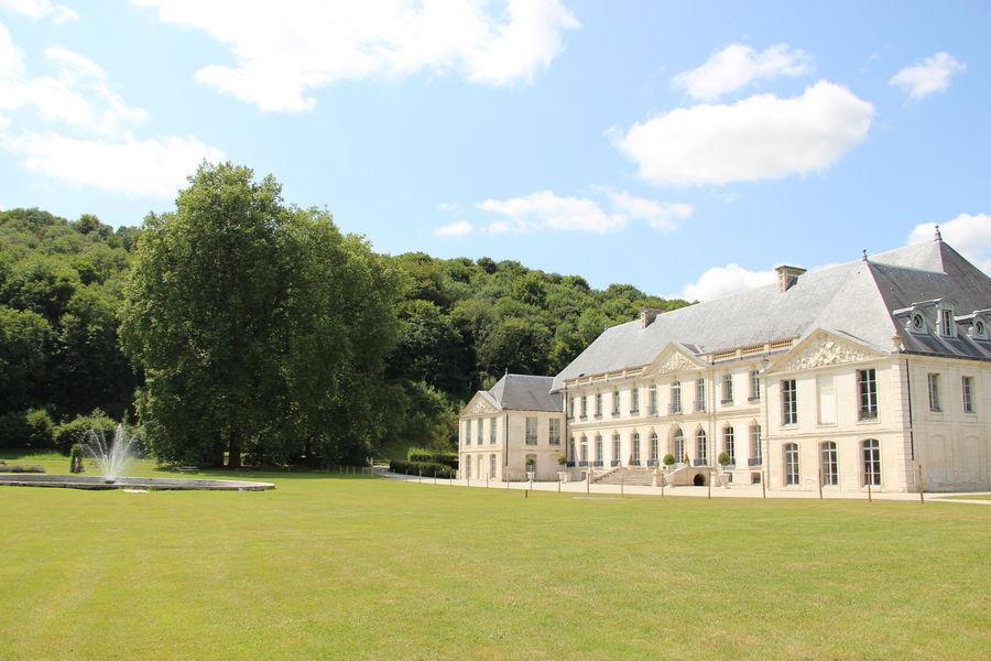 Abbaye du Valasse Parc de 63 hectares