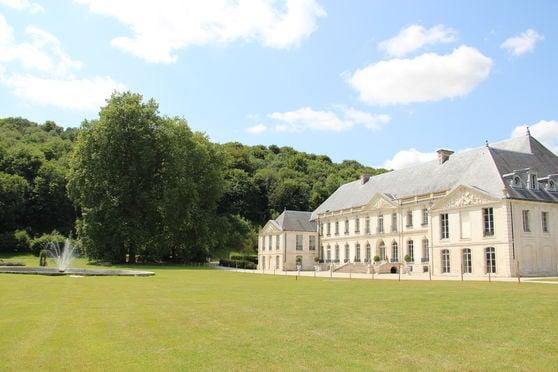 Abbaye et parc