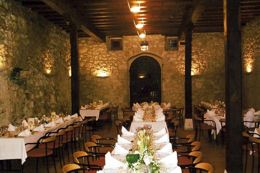 Château de Menthon Saint-Bernard Salle 1
