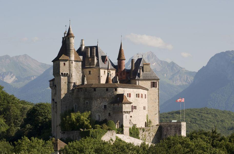 Château de Menthon Saint-Bernard 10