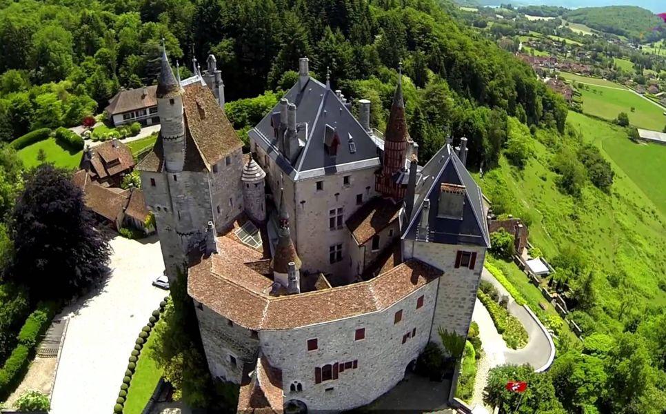 Château de Menthon Saint-Bernard 12