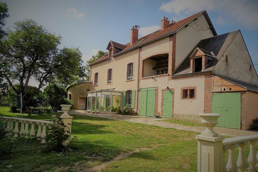 Domaine de la Louvetière 1