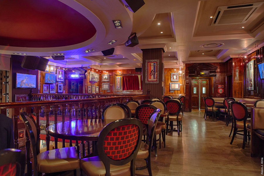 Hard Rock Cafe Mezzanine