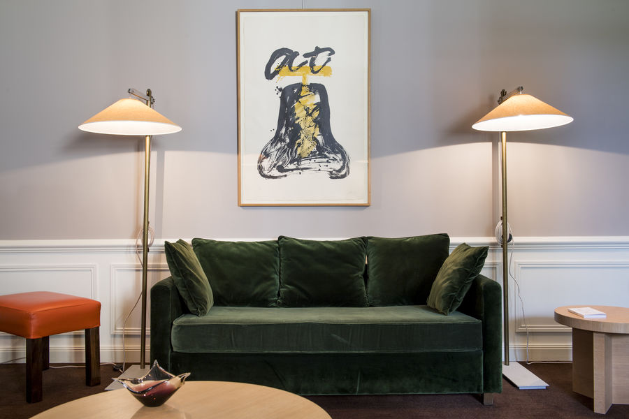 Château Cordeillan-Bages Salon