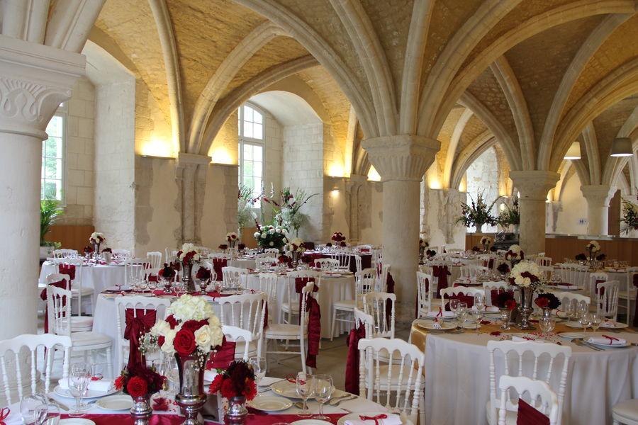 Abbaye du Valasse Salle des