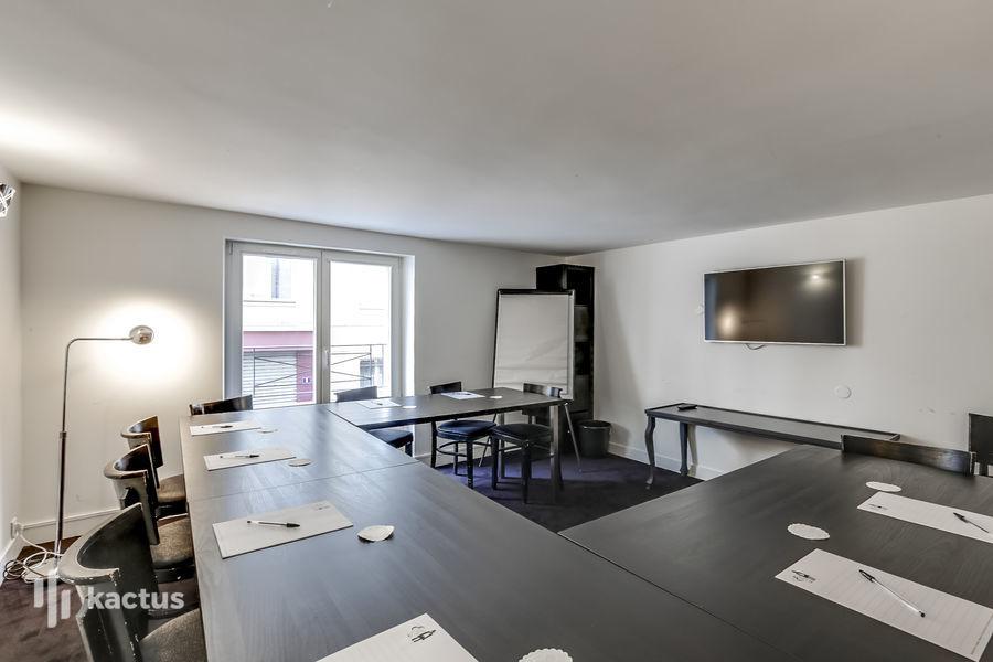 Hôtel Eugène en Ville **** La Salle de réunion
