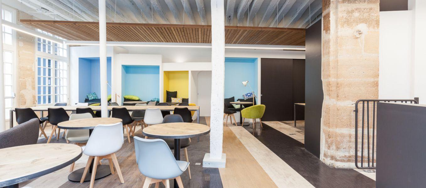 MyCowork Beaubourg espace principal