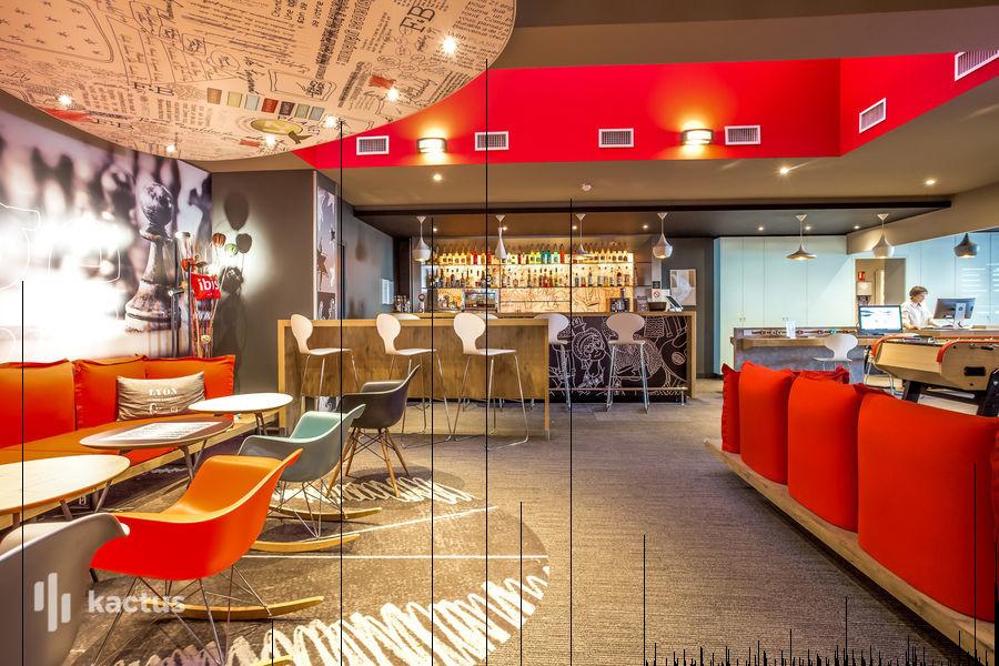 Ibis Part-Dieu Les Halles *** Bar