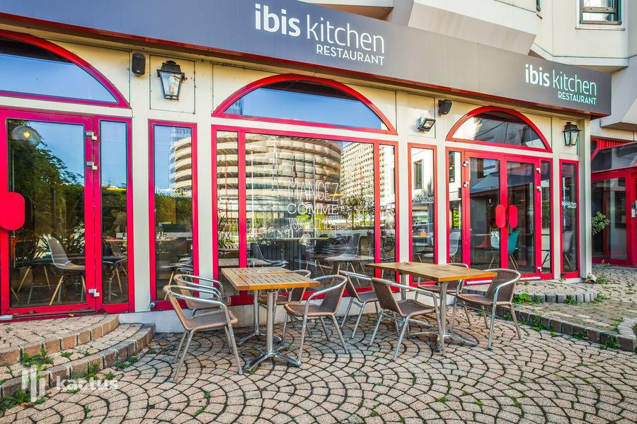 Ibis Part-Dieu Les Halles *** Terrasse