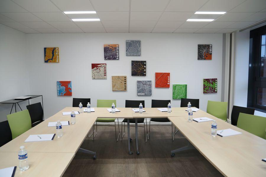 Wereso Lille Salle Foch - U