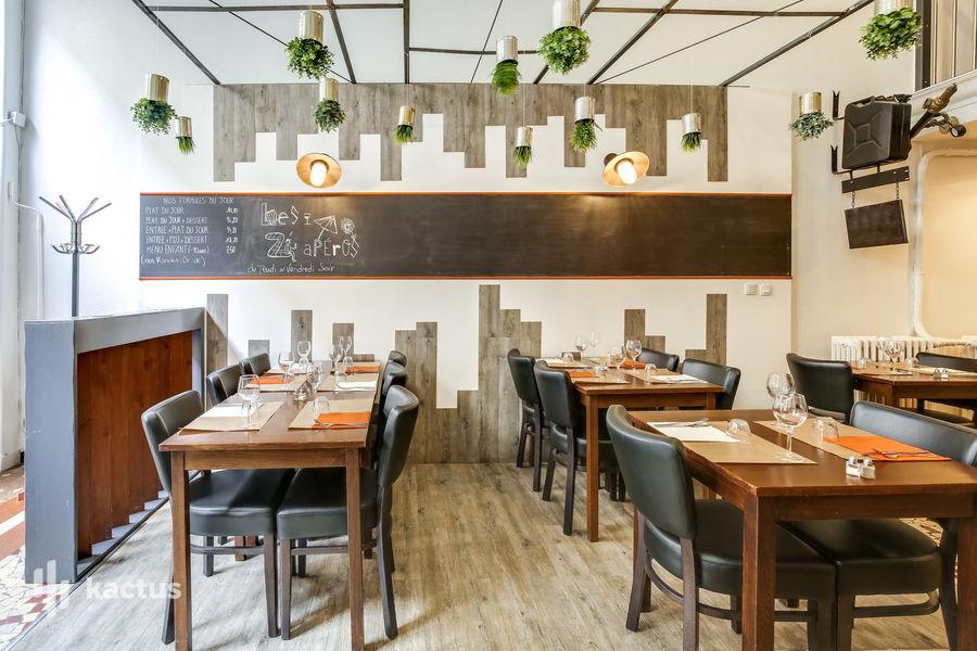 Au Réservoir Restaurant