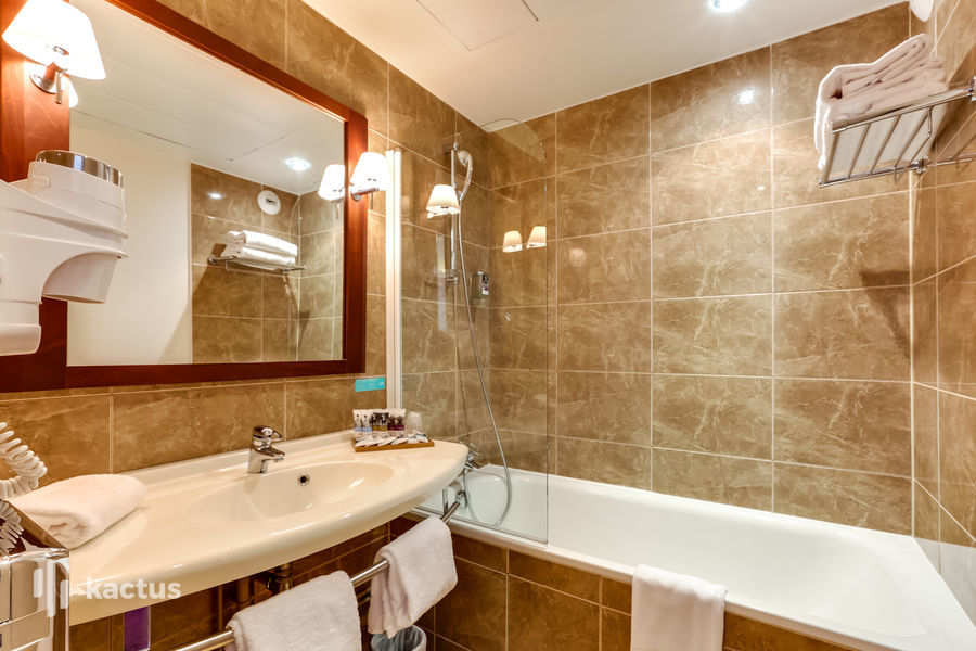 Mercure Relays du Château **** Salle de bain