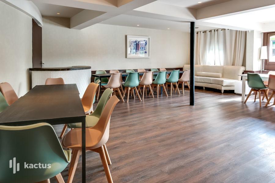 Restaurant Le Café Barge Salle de séminaire