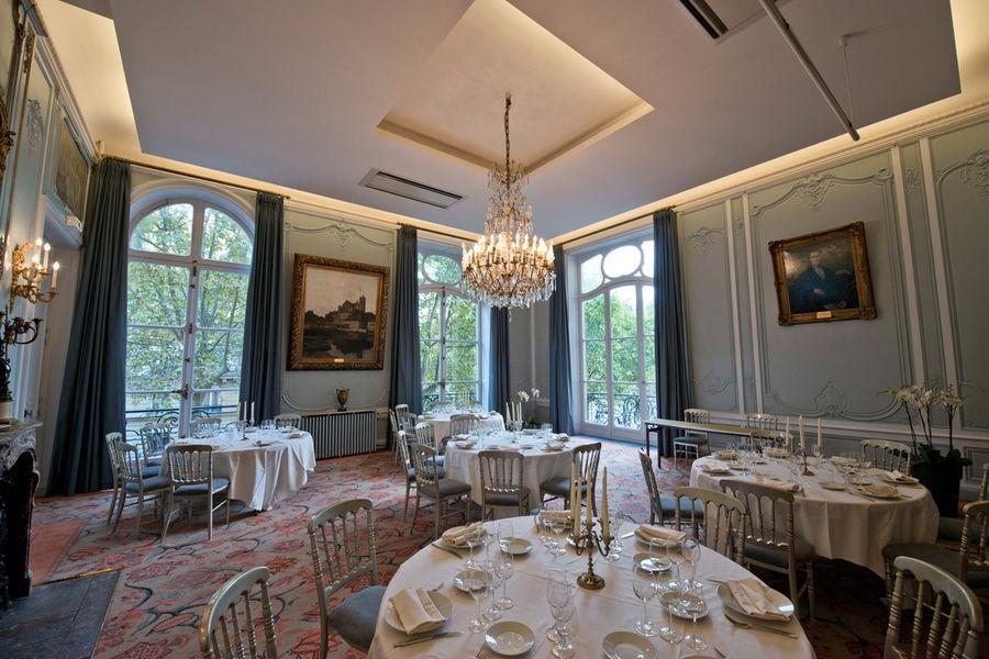 Salons de l'Hôtel des Arts & Metiers Salon Club