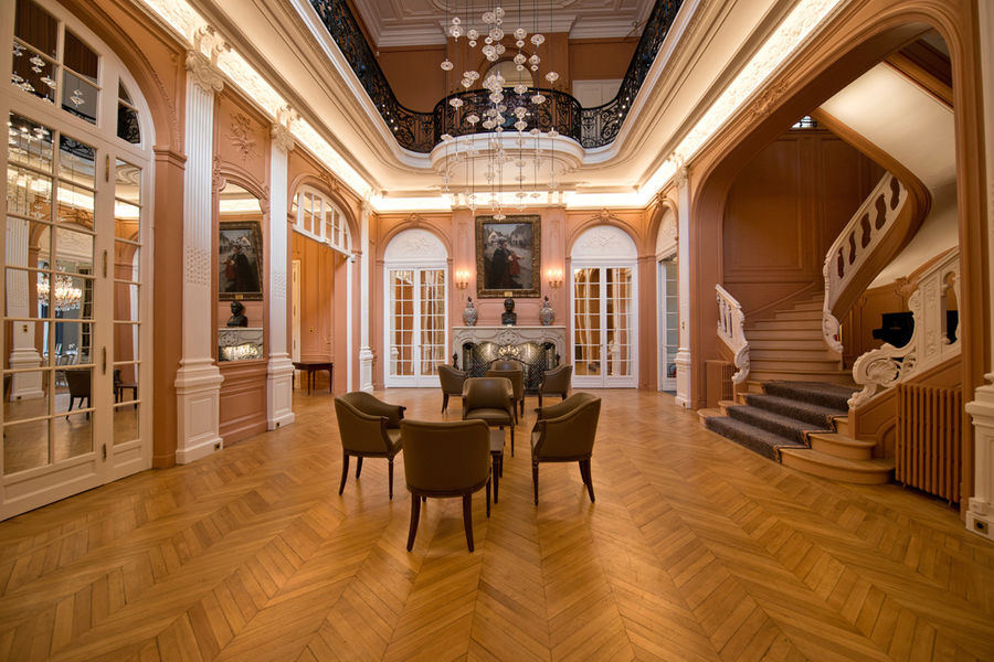 Salons de l'Hôtel des Arts & Metiers Hall d'honneur