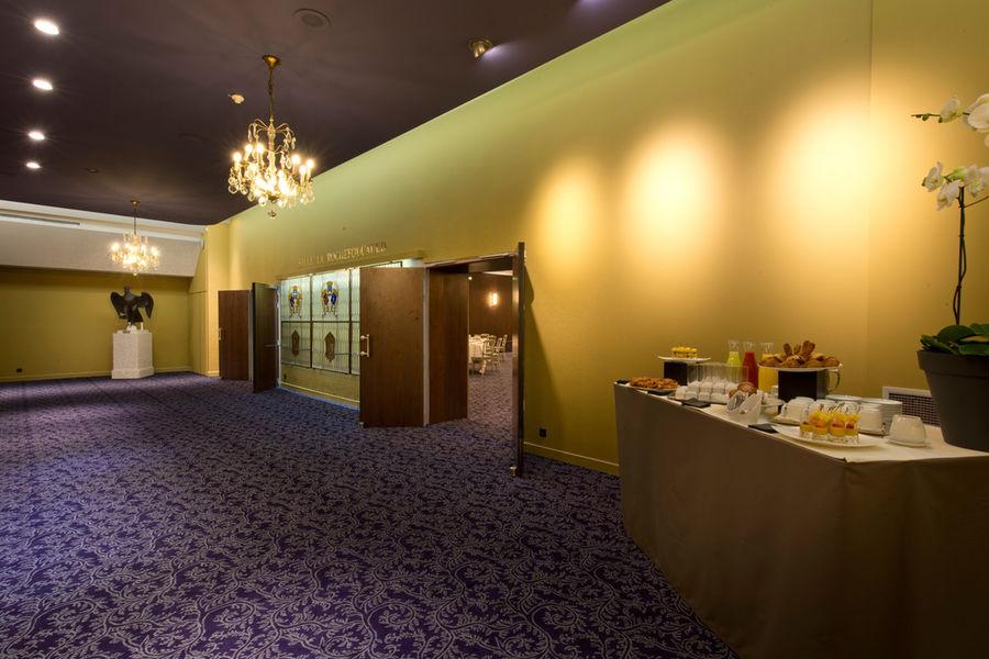 Salons de l'Hôtel des Arts & Metiers Hall La Rochefoucauld