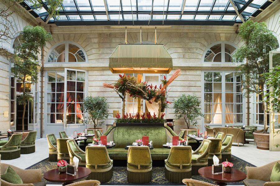 Intercontinental Bordeaux le Grand Hotel ***** Bar Orangerie