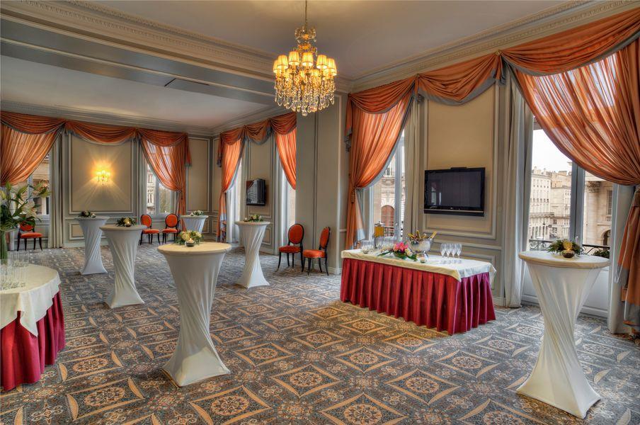 Intercontinental Bordeaux le Grand Hotel ***** Saint-Émilion I + II + III