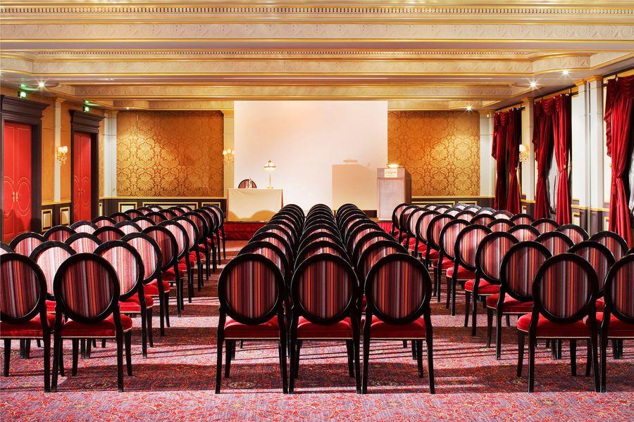 Intercontinental Bordeaux le Grand Hotel ***** Margaux