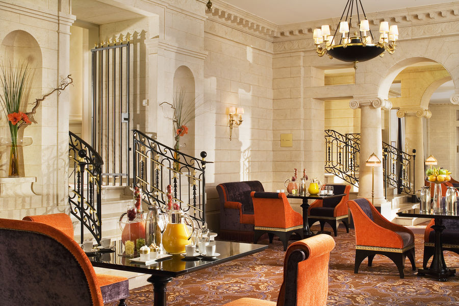 Intercontinental Bordeaux le Grand Hotel ***** Foyer