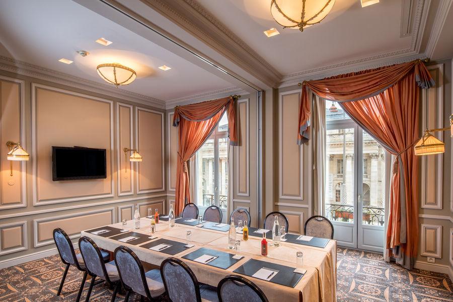 Intercontinental Bordeaux le Grand Hotel ***** Léognan I ou II
