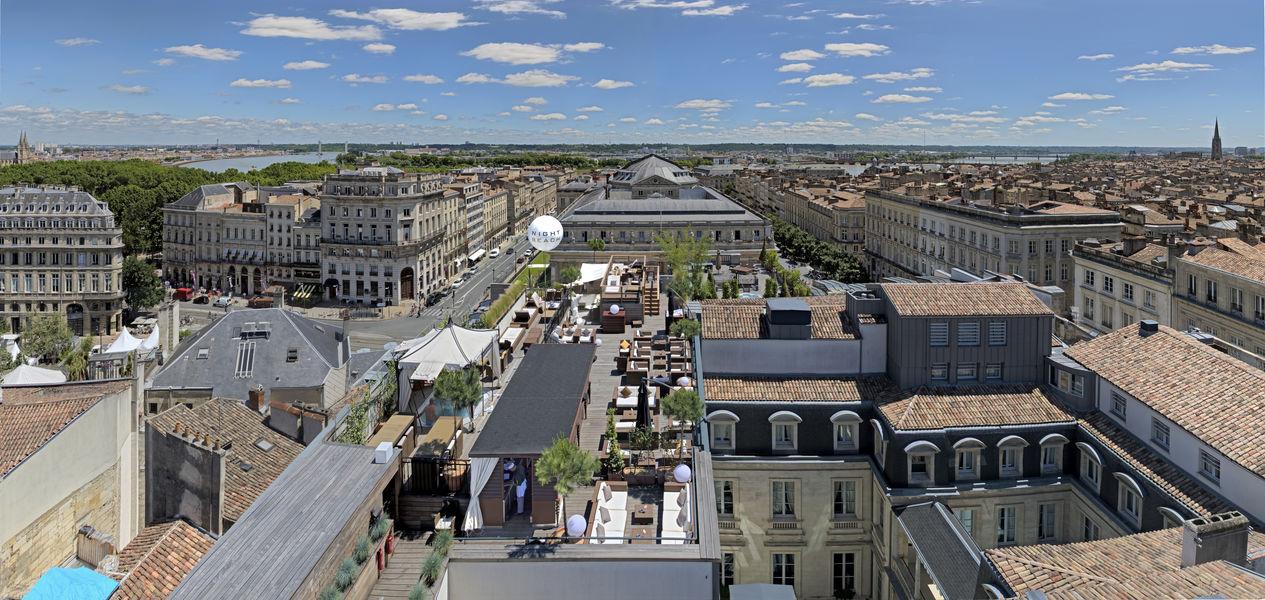 Intercontinental Bordeaux le Grand Hotel ***** Vue de l'hotel