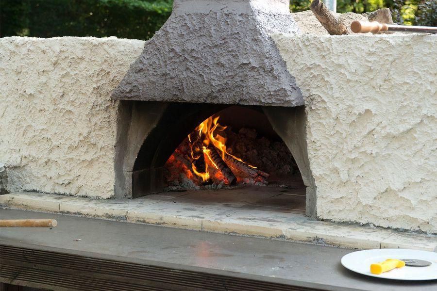 La Cascade Cuisine éco four à bois