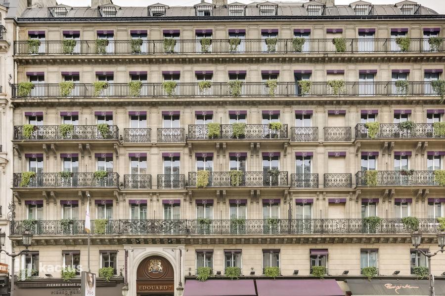 Hôtel Edouard 7 **** Façade