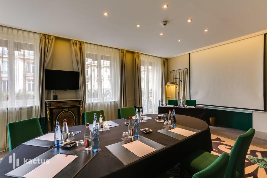 Hôtel Edouard 7 **** Suite Emeraude