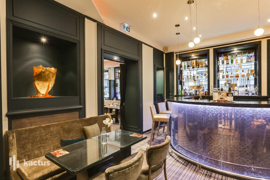 Hôtel Edouard 7 **** Bar
