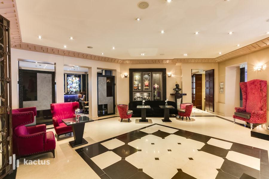Hôtel Edouard 7 **** Lobby