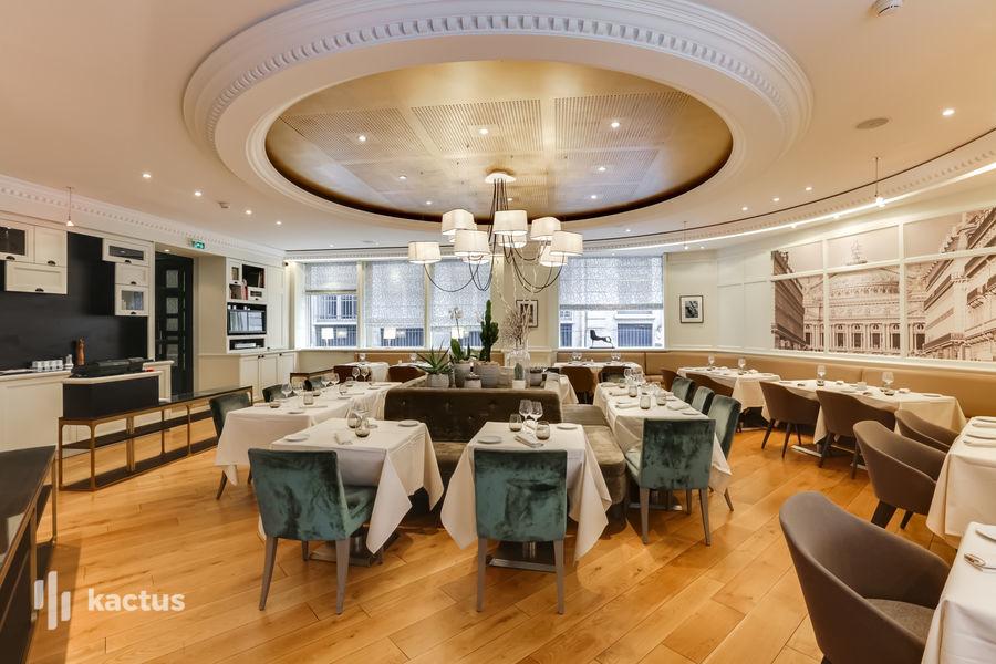 Hôtel Edouard 7 **** Restaurant Cuisine E7