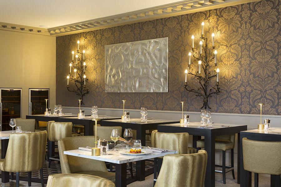 Le Grand Hôtel Enghien-Les-Bains **** Restaurant