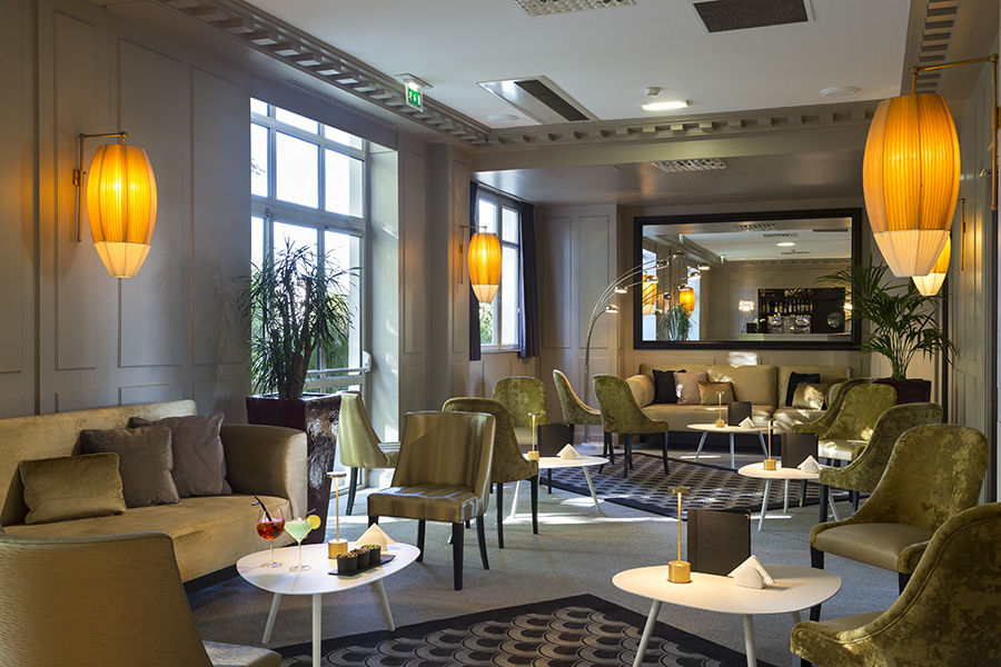 Le Grand Hôtel Enghien-Les-Bains **** Bar