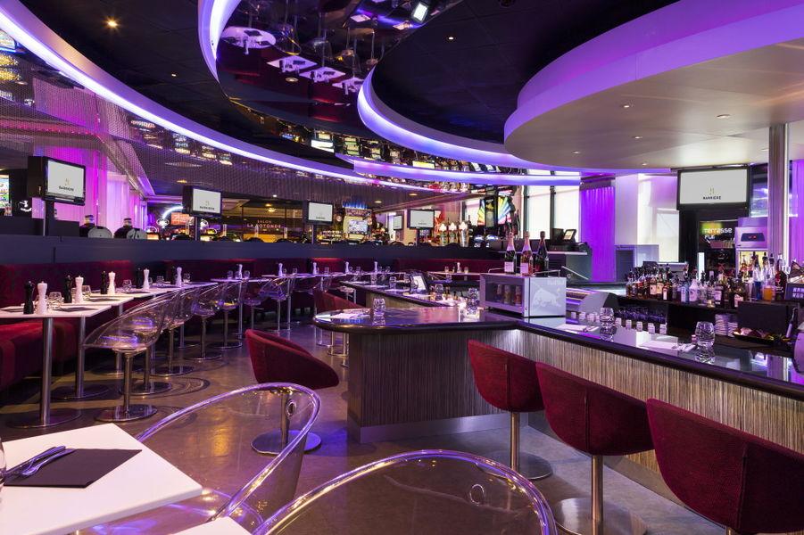 Le Grand Hôtel Enghien-Les-Bains **** Restaurant Casino