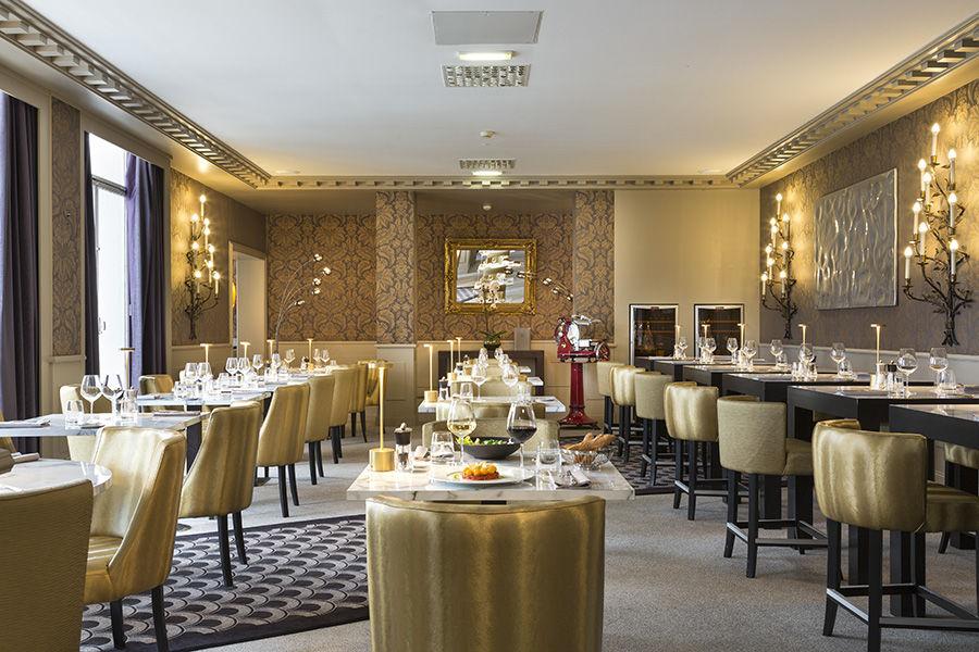 L'Hôtel du Lac Enghien-les-Bains **** 85 Restaurant & Bar