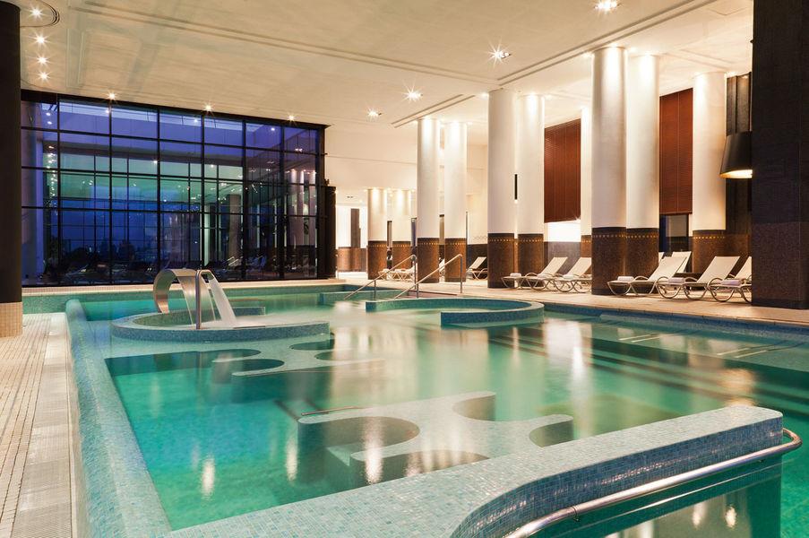 L'Hôtel du Lac Enghien-les-Bains **** Parcours aquatique