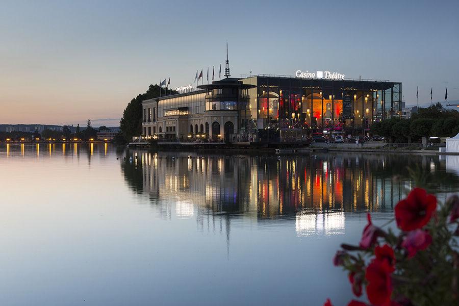 L'Hôtel du Lac Enghien-les-Bains **** Théâtre Casino