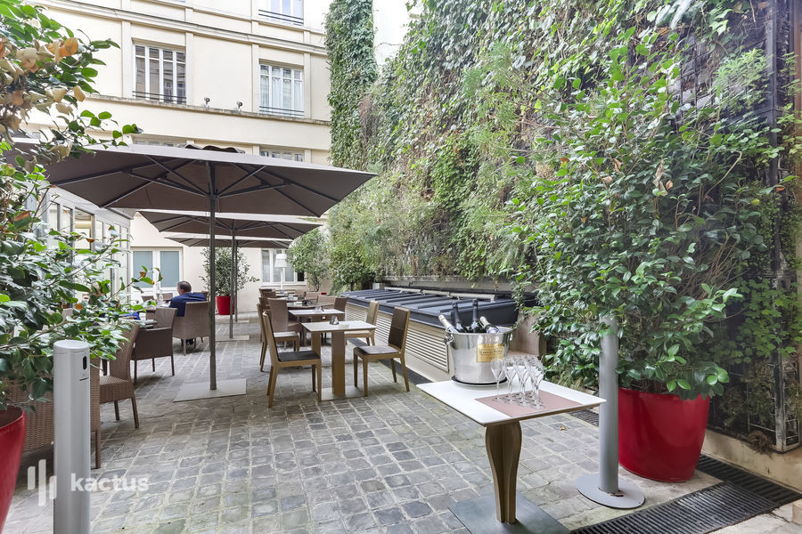 Hôtel Intercontinental Avenue Marceau ***** 38