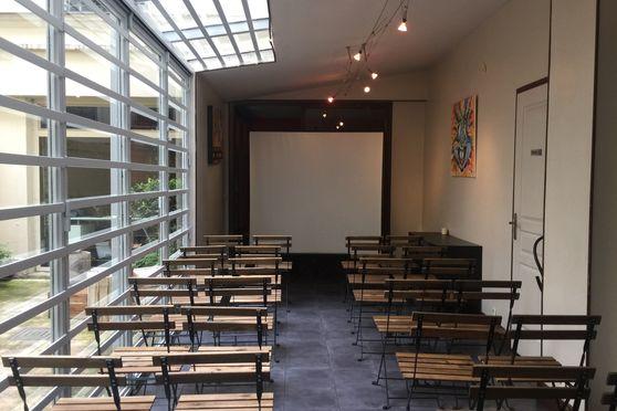 Format réunion / théatre