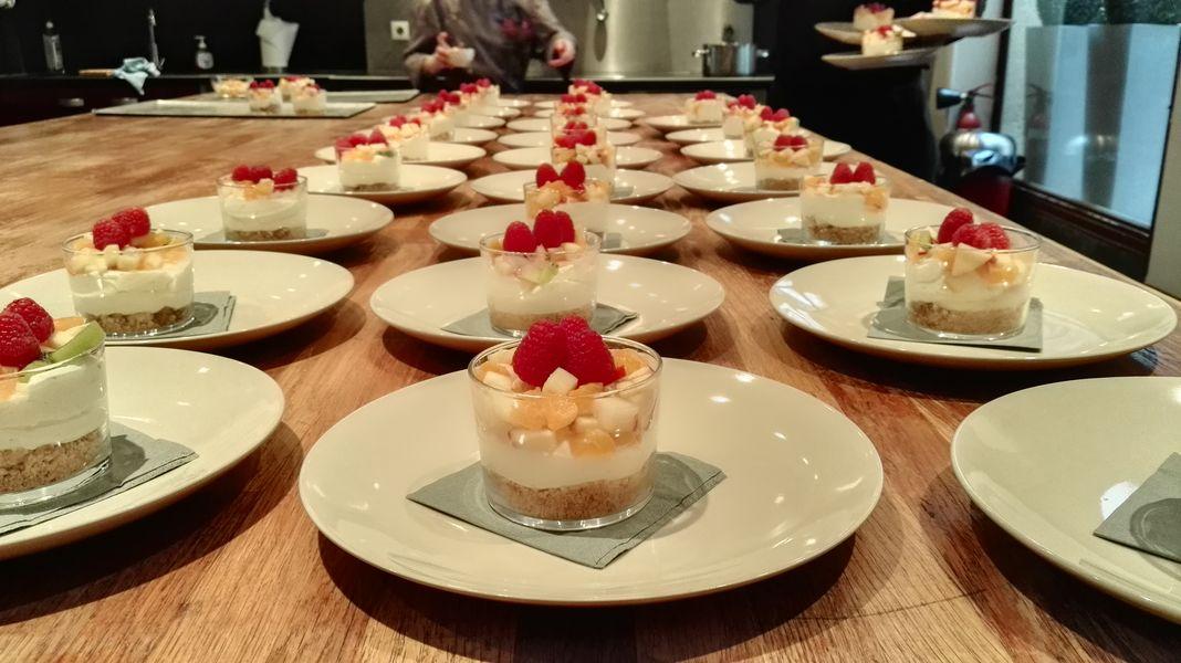 L'Appartelier Atelier culinaire en équipe