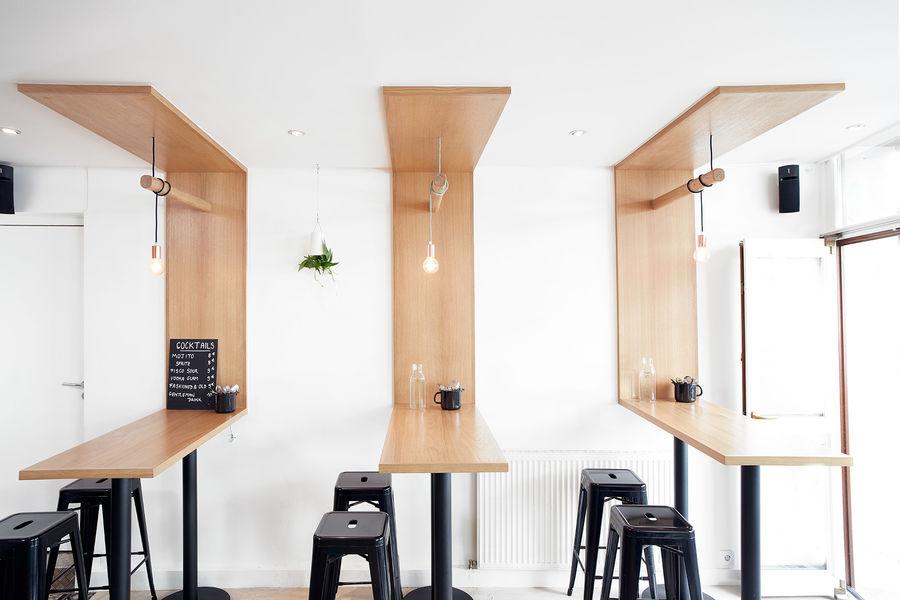 Patuco Le Bar