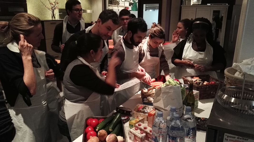 L'Appartelier Challenge culinaire Top Chef