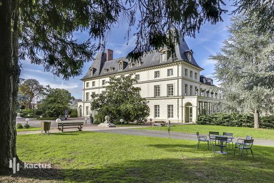 Salle séminaire  - Domaine de Fremigny