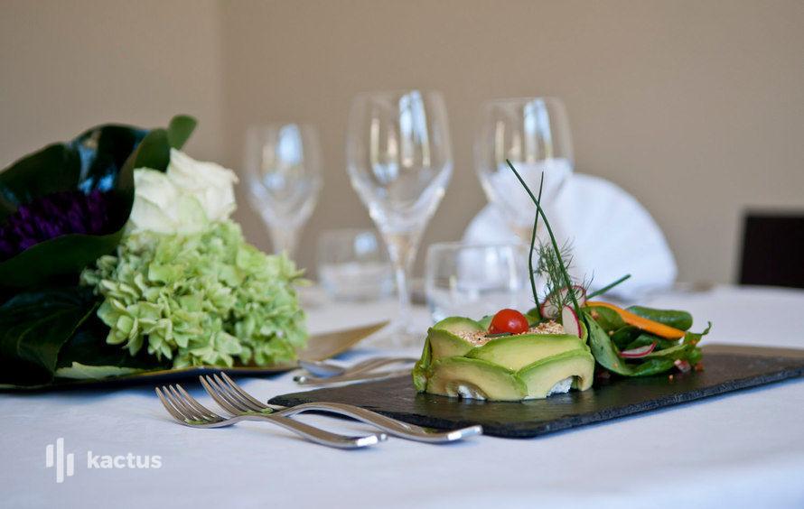 Domaine de Fremigny Proposition culinaire